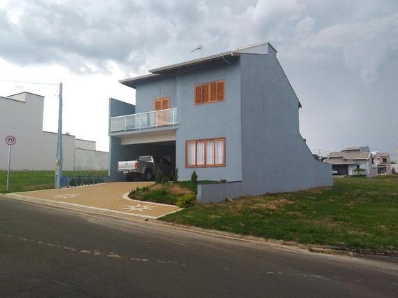 Casa Em Condominio Panini, Jaguariúna/sp De 230m² 4 Quartos À Venda Por R$ 999.000,00 - Ca464413
