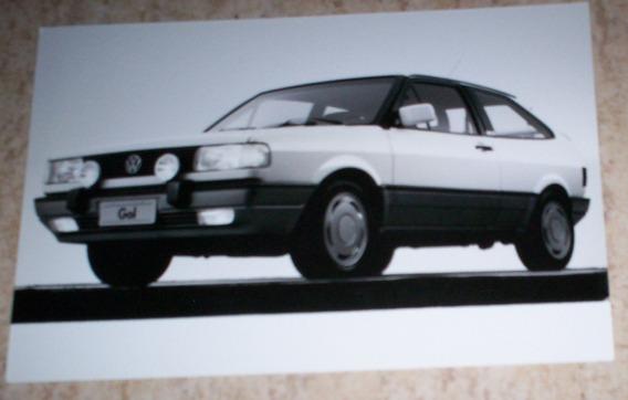 Gol Gts 1993 Quadrado Foto Release Volkswagen Brasil