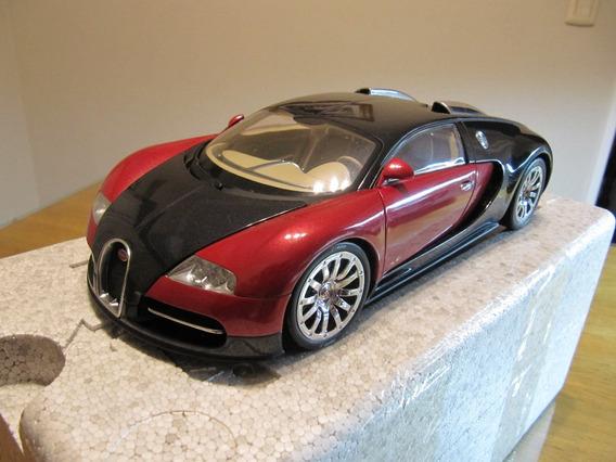 Bugatti Veyron (frankfurt 2001) 1/18 Autoart Ed Ltda 70901