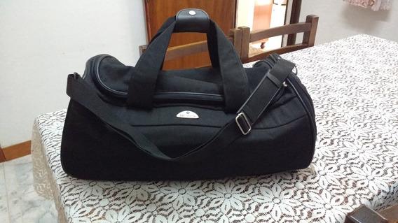 Bolso Para Viajes Marca Samsonite Color Negro