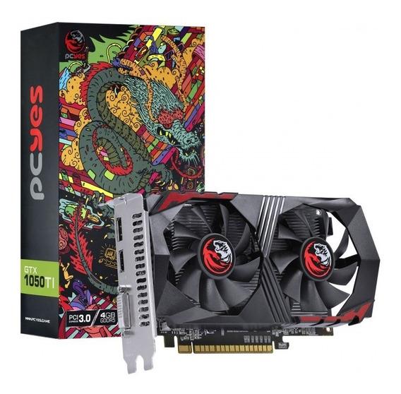 Placa De Vídeo Nvidia Pcyes Geforce Gtx 10 Series Gtx 1050ti