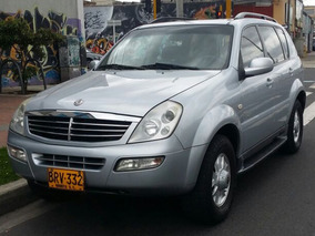 Ssangyong Rexton 2900 Cc Turbo Diesel Automatica Sunroof