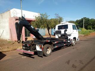 Caminhão 3/4 Vw8-150 2001 Rollon 12/2017 Grimaldi C/prancha