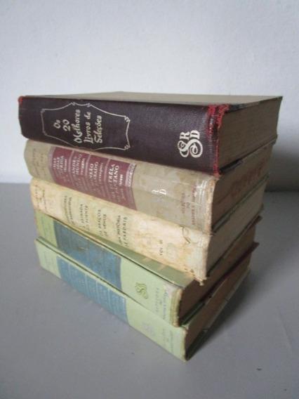 Livros Seleções - 37 Romances