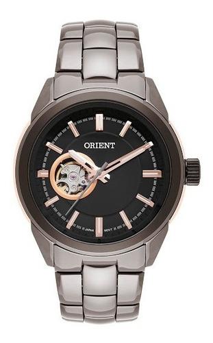 Relógio Orient Automático Cerâmica Nh3kk002 Limited Edition