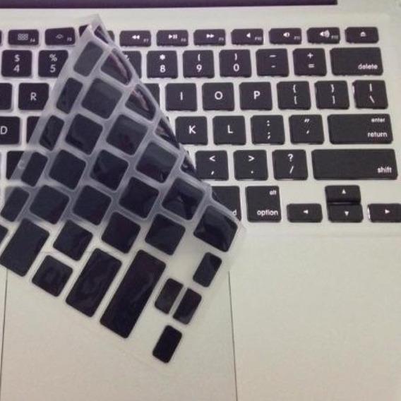 3 Unidades Protetor Silicone Compatível Com Macbook 101