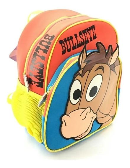 Mochila De Espalda Toy Story Tiro Al Blanco 12 Wabro