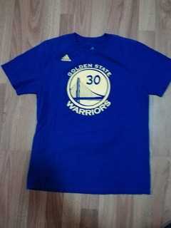 Camiseta Niño adidas De Warriors Nba
