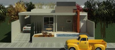 Casa Nova Com Piscina No Bairro São José A Venda Em Peruíbe