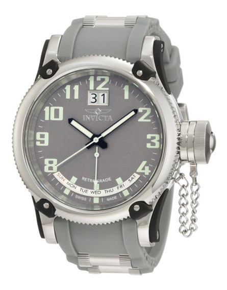 Relogio Invicta Russian Diver 1596 /60 Mm No Brasil Original