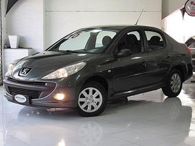 Peugeot 207 Passion 1.4 Xr Sport Flex 2010 Cinza Completo