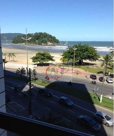 Apartamento Com 2 Dormitórios, 94 M² - Venda Por R$ 330.000,00 Ou Aluguel Por R$ 2.500,00 - Itararé - São Vicente/sp - Ap4104