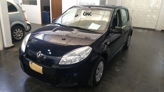 Renault Sandero 1.6 Autentique Pack Gnc Impecable