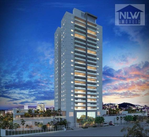 Apartamento Com 4 Dormitórios À Venda, 165 M² Por R$ 1.112.000 - Vila Regente Feijó - São Paulo/sp - Ap1055