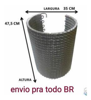 Serpentina Em Cobre 12k Modelo Barril