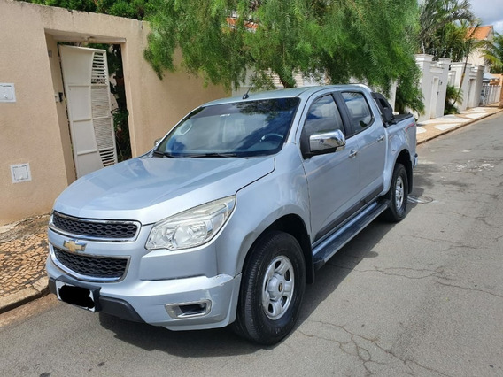 Chevrolet S10 Lt 2.4, Flex, Cd 4x2, 2013, Manual