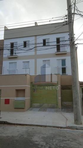 Cobertura S/condomínio - Vila Pires - Sto André - Co0118