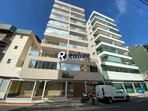 Apartamento Novo De 2 Quartos Com Varanda Na Praia Do Morro - Ap01020 - 69579030