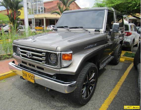 Toyota Land Cruiser 4.5 Mt