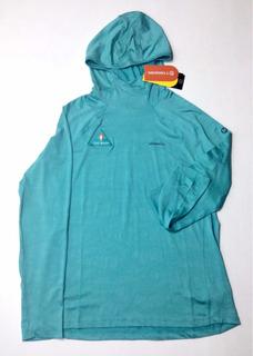 Buzo Camiseta Merrell Drifit Trekking Running Mujer Usa Xl