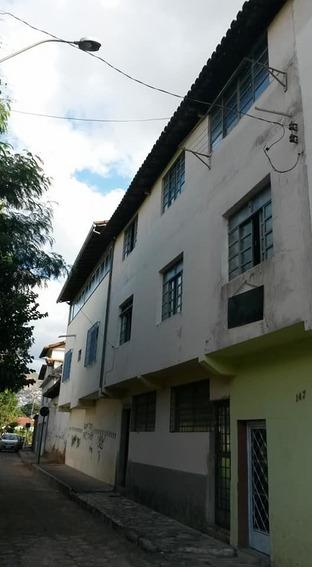 Casa Com 6 Quartos Para Comprar No Centro Em Mariana/mg - 262