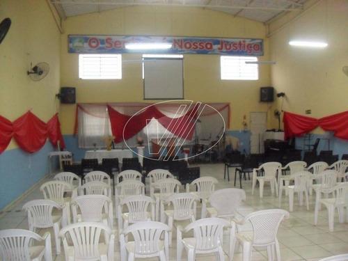 Imagem 1 de 5 de Barracão À Venda Em Jardim Campos Elíseos - Ba000205