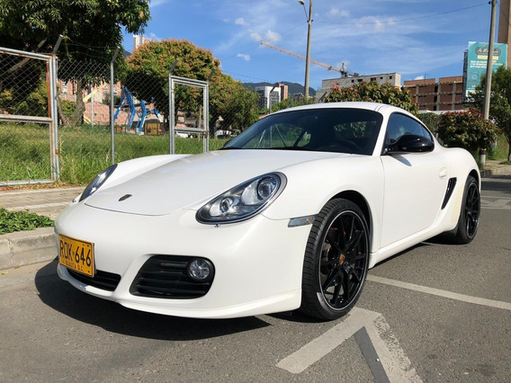 Porsche Cayman S 2012