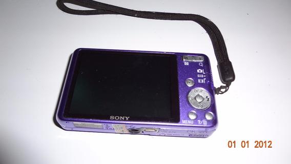 Câmera Sony Dsc-w630