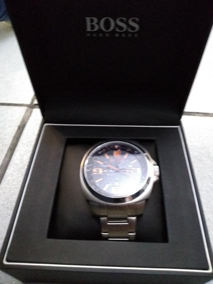 Relógio Hugo Boss Novo Na Caixa!