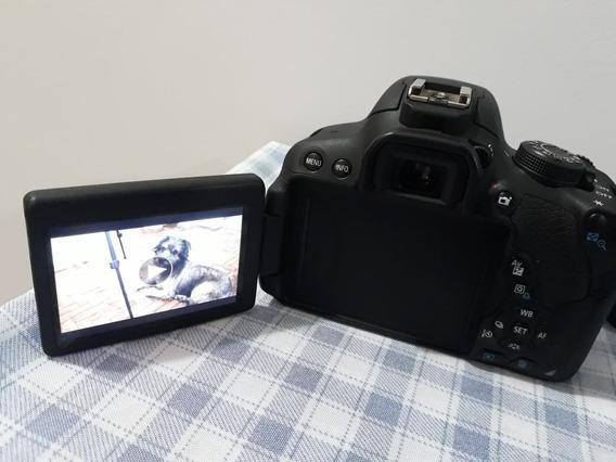 Câmera Canon T 5 I - Poucos Cliques