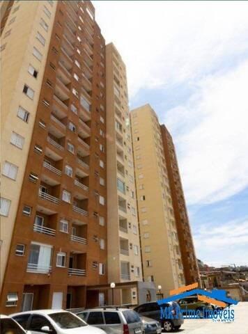 Imagem 1 de 11 de Apartamento Quitáuna 2 Dormitórios  Com Varanda 1 Vaga - 1796