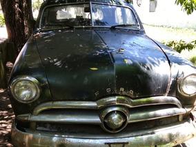 Ford Sedan V8 Año 1949 Sedan V8
