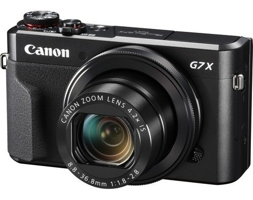 Câmera Canon G7x Mark Ii