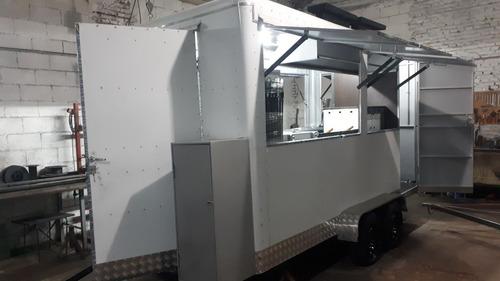 Food Trucks. 4mts Equipada