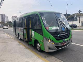Oportunidade Micro Ônibus Padrão Sp Trans 16/16 C/ar