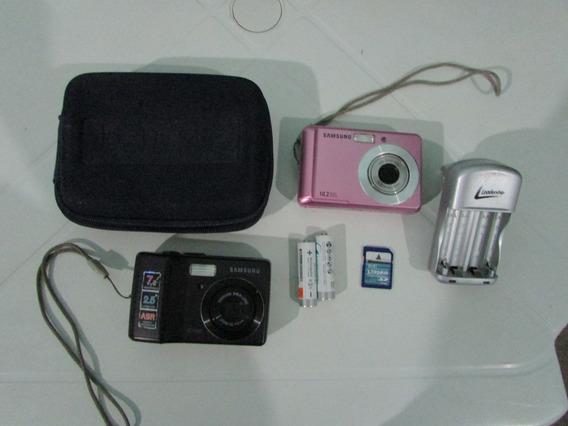 Câmeras Digitais E Pilha Recarregáveis Sony