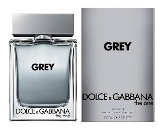 The One Grey 100 Ml Eau De Toilette De Dolce & Gabbana