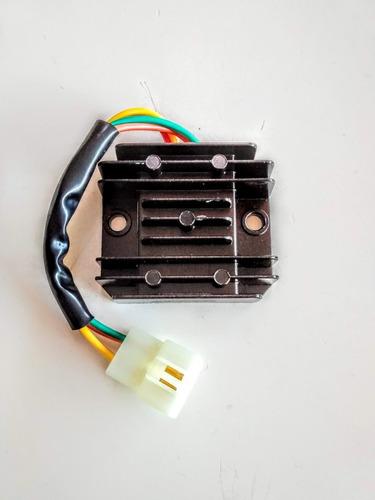 Imagen 1 de 4 de Regulador Corriente 4 Cables Everestt