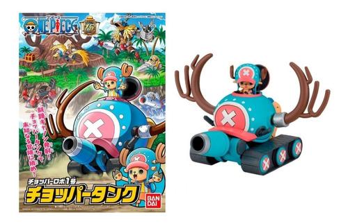 Imagen 1 de 3 de  Chopper Robot 1 Chopper Tank One Piece Bandai Model Kit