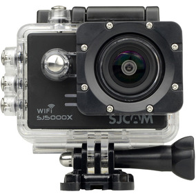 Sjcam Sj5000x Elite Wi-fi Câmera Esportiva Prova D