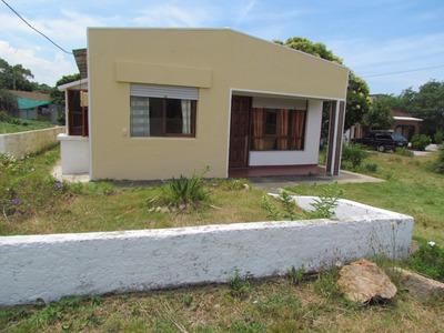 Cómoda Casa 3 Dormit A 250 M Playa La Aguada 25/02 En Ad