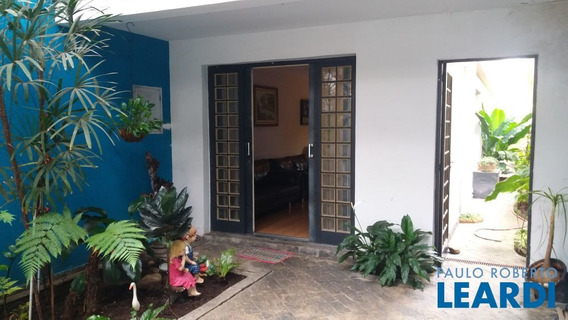 Casa Assobradada Brooklin - São Paulo - Ref: 561674