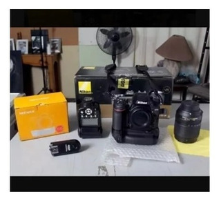 Cámara Nikon D7100 5000 Disparos