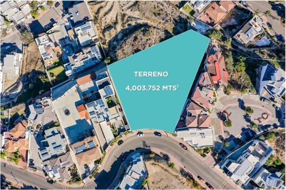 Terreno En Cumbres De Juárez, Tijuana