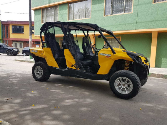 Can-am Commander 1000 Max Xt 4 Puestos. 4x4