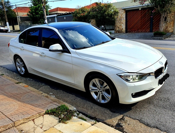 Bmw 320i 2.0 Turbo Gp Aut. 184 Hp 2012/2013