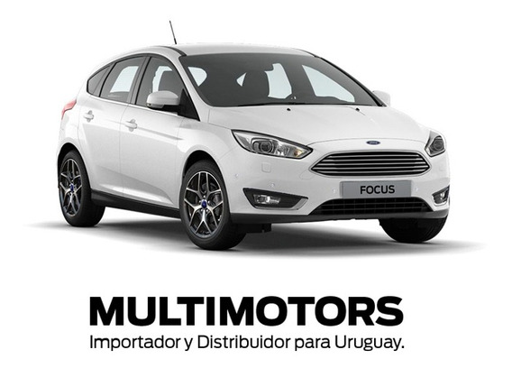 Ford Focus Titanium 2.0 At - Hatch O Sedan U$s33.990