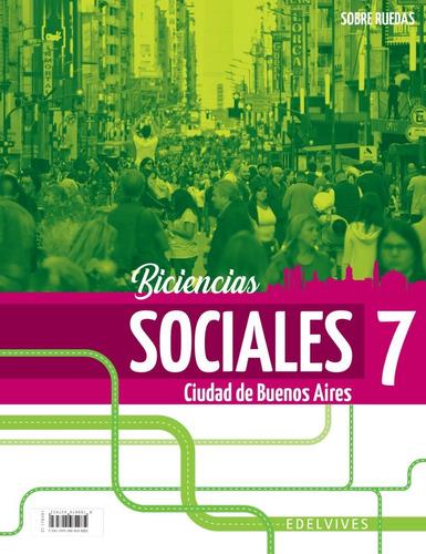 Biciencias 7 Ciudad De Buenos Aires - Sobre Ruedas