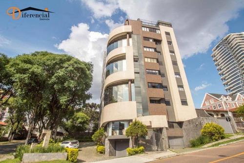 Apartamento À Venda, 83 M² Por R$ 540.000,00 - Ecoville - Curitiba/pr - Ap3499