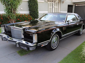 Ford Lincoln Continental Mark V 1978